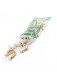 Purize Filter XTRA Slim Organic - 50 Stück
