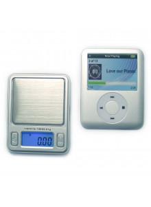 DIPSE No-No 100 - Digitale Taschenwaage im MP3-Player Design