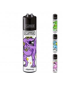 Clipper Kitsch Dinos - Peace