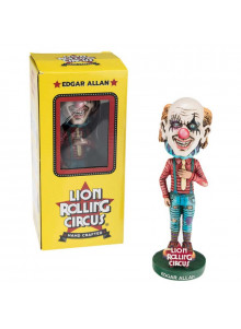 Lion Rolling Circus Bobblehead Doll - Edgar Allen - character