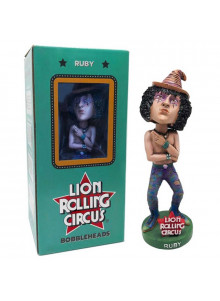 Lion Rolling Circus Bobblehead Doll - Ruby - character
