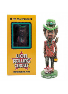 Lion Rolling Circus Bobblehead Doll - Mr. Trampoline - character
