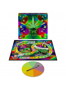 THC - The Game - board game