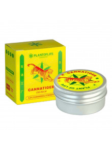 Cannatiger - CBD - Tiger balm 0,5% 30ml