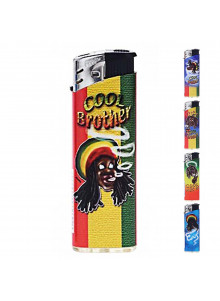 PROF Cool Brother- Feuerzeug - Ringe