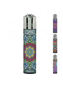 Clipper Mandala 3 (4 Designs) - green