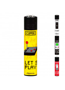 Clipper Let`s Play (4 Designs) - Let`s Play