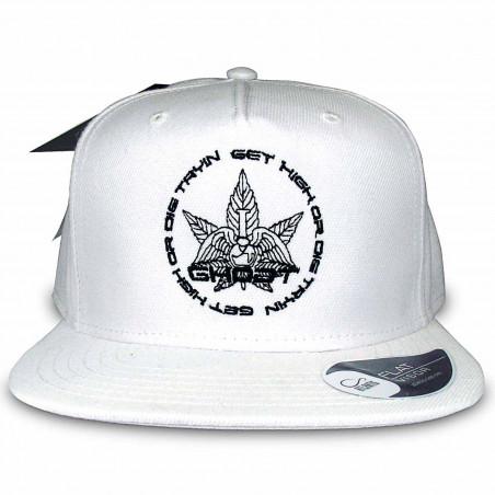 GHODT Baseball cap snapback - white