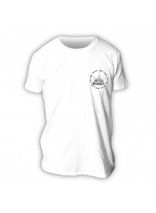 GHODT T-Shirt logo - white - Male (S-XXL) - front view