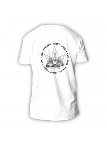 GHODT T-Shirt logo - white - Male (S-XXL) - back side