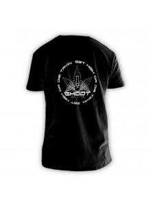 GHODT T-Shirt logo - black - Male (S-XXL) - back side
