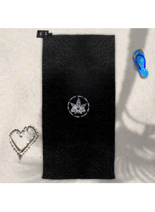 GHODT towel with logo - 70 x 140cm - 100% cotton