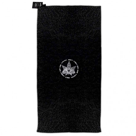GHODT towel with logo - 70 x 140cm