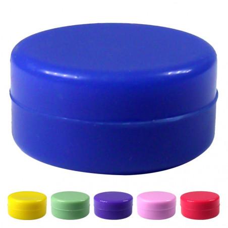 Champ High - Silicone Container für Wax/Honey (5Farben) - Blau