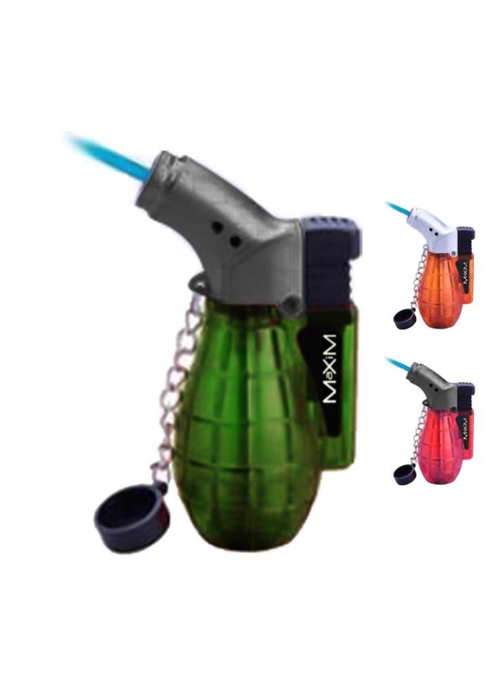MAXIM Corinth Blueflame lighter (3 colors) - green