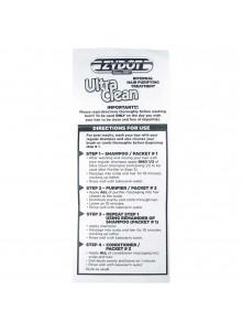Zydot ultra clean shampoo - user manual site 1