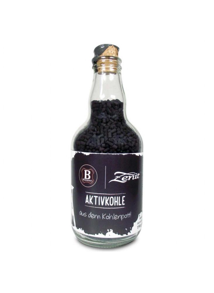 Bowantri Aktivkohle 190g in versiegelter Flasche