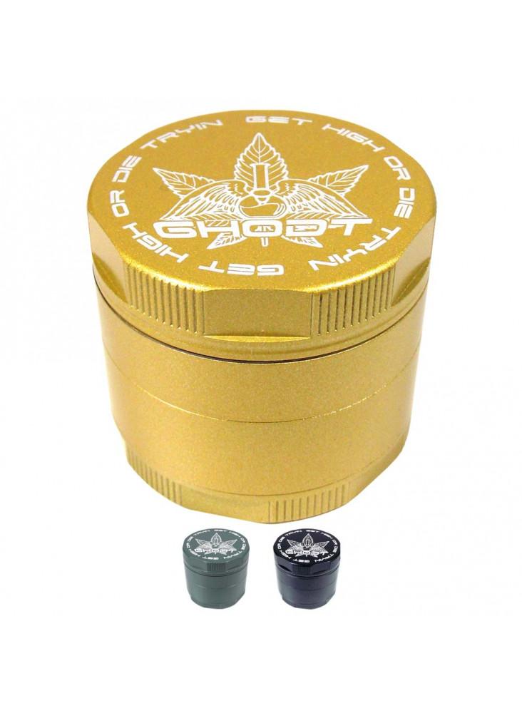GHODT Ceramic Coated Grinder 53mm Durchmesser - Gold