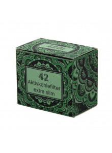 420z activated charcoal filters EMERALD SHINE - Box