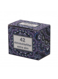 420z activated charcoal filters GRAPE SPARKLE - Box