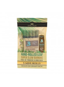 King Palm - 5 Mini Rolls Boveda