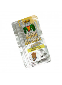 King Blunt Vanilla - 5 leaves per bag