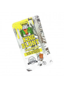 King Blunt Passion Fruit - 5 leaves per bag