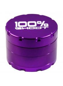 """GHODT """"100% GHODT"""" Pollinator Ø62mm Purple - 4-part."""