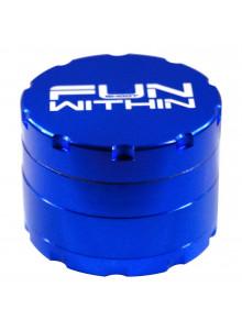 """GHODT """"FUN WITHIN"""" Pollinator Ø62mm Blue - 4-part."""