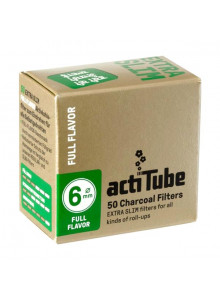 actiTube - Extra Slim - Full Flavor - 50er Pack