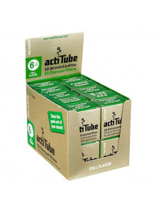 actiTube - Extra Slim - Full Flavor - Point Of Sale Display