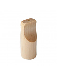 Personal size Wooden tip for Cannagar