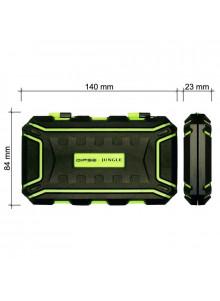 DIPSE Taschenwaage Jungle - Abmessungen