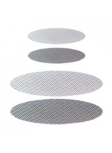 XMAX Starry Sieves Set - Two screens each for the mouthpiece and the heating chamber.