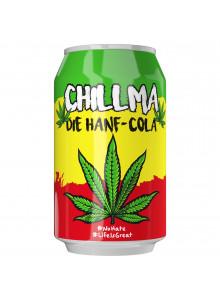 Chillma - Hemp-Cola - Single can - 330ml