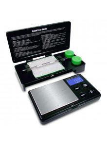 DIPSE Dab Scale - Die kompakte Kombination aus Digitalwaage und Dabbing Box.