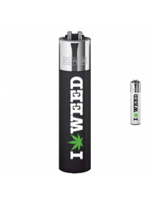 Clipper I love Weed (2 Colors)