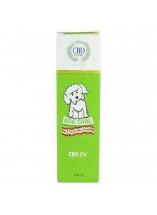 CBD Cure Dog Care - Bacon Drops 10ml - Packshot