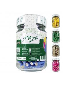 Purize Filter XTRA Slim 100 pieces jar - Blue