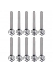 Steel hanging sieves - 10 Pieces