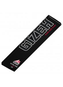 GIZEH Black Extra Fine King Size Slim mit 34 Blättchen