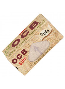 OCB Organic Hemp Rolls - Länge: 4m. Breite: 44mm