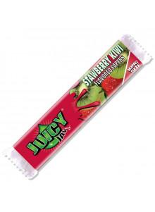 Juicy Jay`s Strawberry Kiwi Papers - 32 aromatisierte Blättchen mit Erdbeer- Kiwigeschmack.