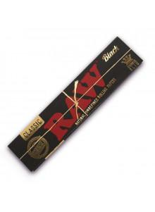 RAW Black King Size Slim - 32 Blättchen