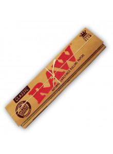 RAW Classic King Size Slim - 32 Blättchen