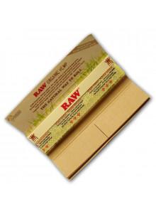 RAW Organic Hemp Connoisseur King Size Slim - 32 Blättchen aus Bio- Hanf