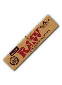 RAW Classic Connoisseur King Size Slim - 32 Blättchen