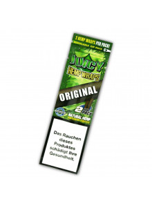 Juicy Hemp Wraps Original - 2 tabakfreie Wraps