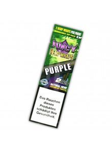 Juicy Hemp Wraps Purple - 2 tabakfreie Wraps