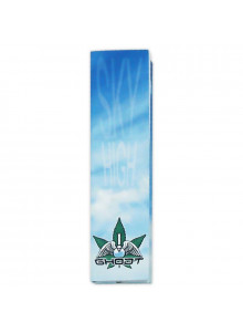 GHODT Organic Hemp King Size Slim Papers + Tips - Booklet